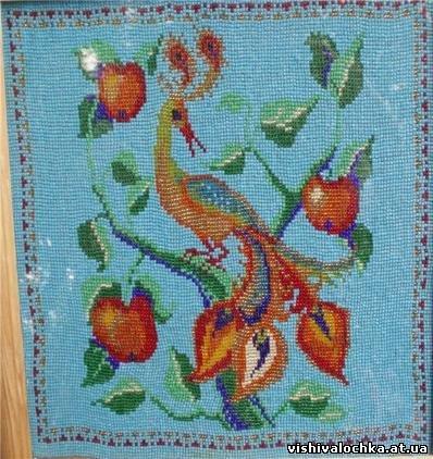 Вязанье покрывало на спицах 54